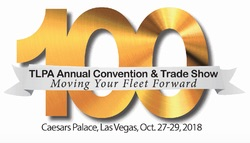 Photo: TLPA's 100th Annual Convention & Trade Show logo